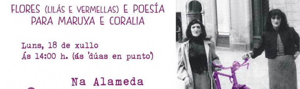 'Mullerenaxe a Maruxa e Coralia'