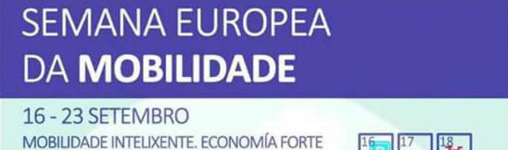 Semana Europea de la Movilidad en Santiago de Compostela