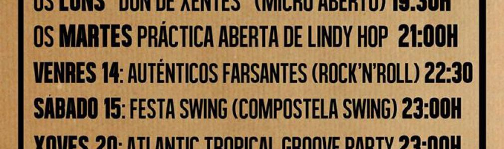 Atlantic Tropical Groove Party
