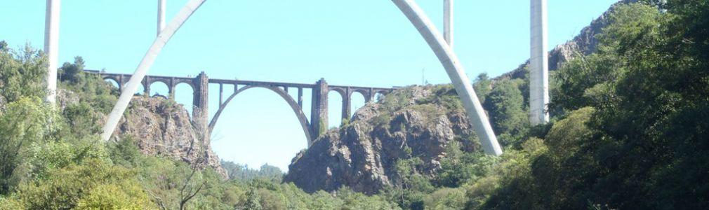 Los puentes de Área Santiago.