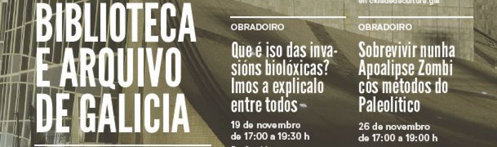 The Month of the science in the Library of Galicia