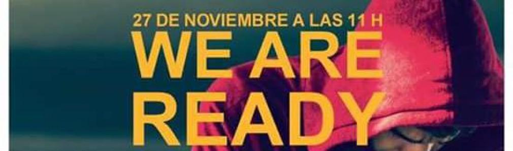 Carrera Universitaria 'We Are Ready'