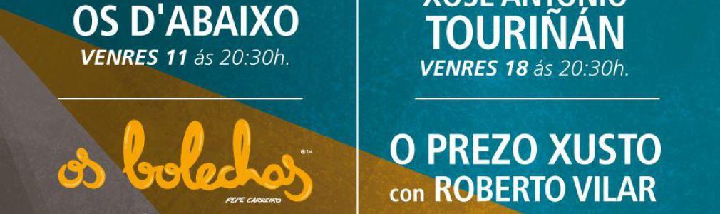 'Un aniversario moi galego... en As Cancelas'