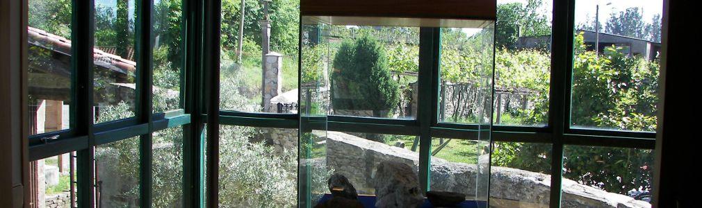 Interpretation centre of Pico Sacro