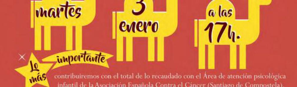 Evento a favor de la Asociación Española contra el cáncer infantil