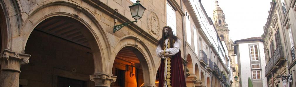 PROCESSION OF 'EL CRISTO RESUCITADO'