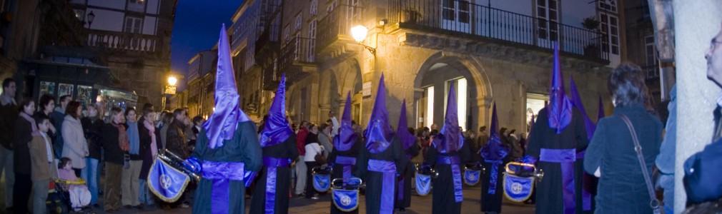 """Procession of """"Santísimo Cristo da Paciencia"""""""