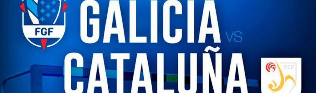 Futbol Sala: Galicia-Cataluña