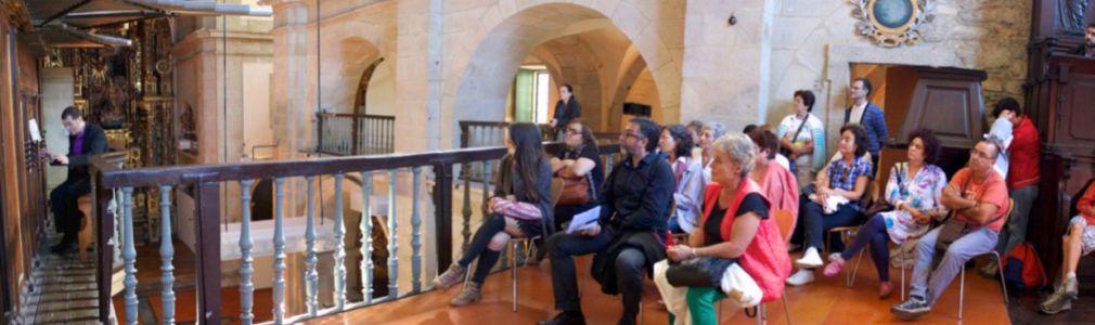 Itinerarios por los órganos de Compostela