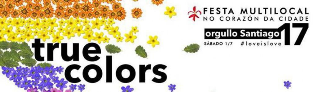 True Colors. Fiesta del Orgullo
