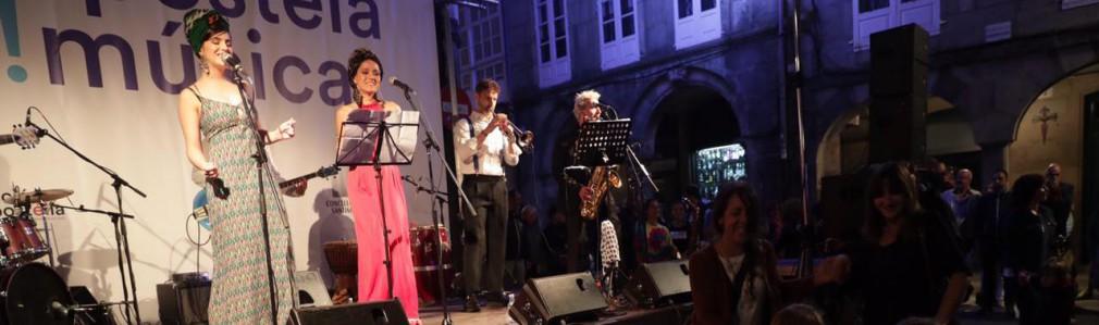 Apóstolo 2017: Compostela É! Música
