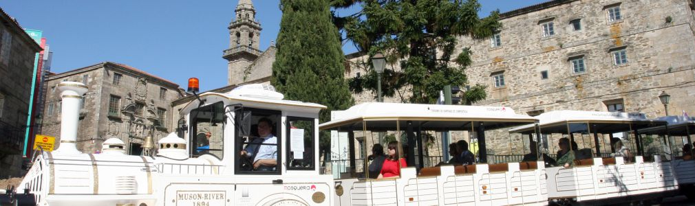 TOURIST TRAIN. Monumental Tour