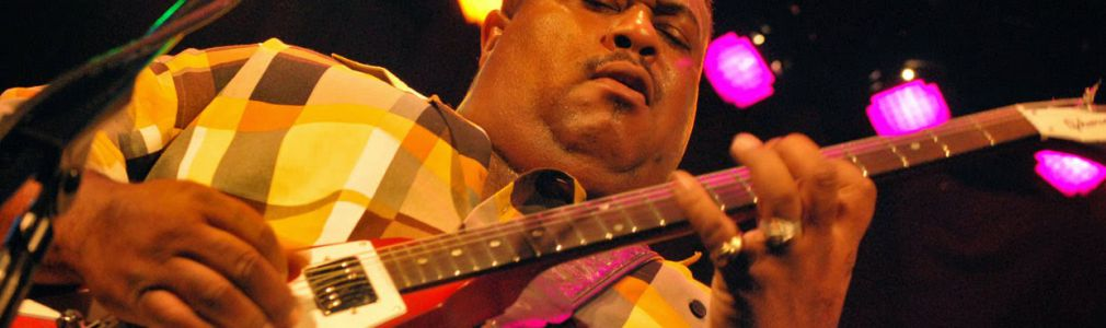 Larry McCray + Alex Zayas Band + Victor Aneiros