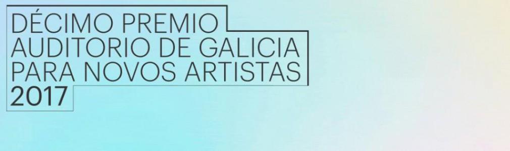 10º Premio Auditorio de Galicia para novos artistas