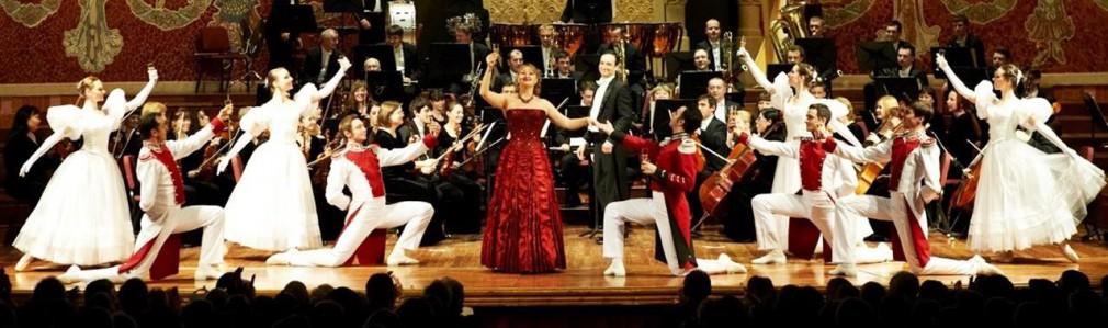 Strauss Festival Orchestra: 'Gran Concierto De Año Nuevo '