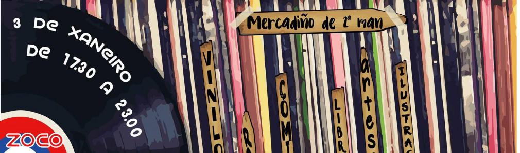 Zoco e Troula. Mercado de 2ª mano y artesanía