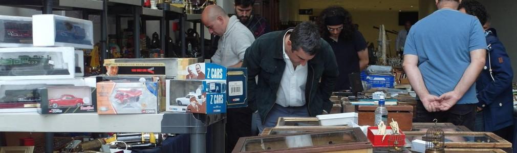 V Feria de antigüedades, coleccionismo y vintage