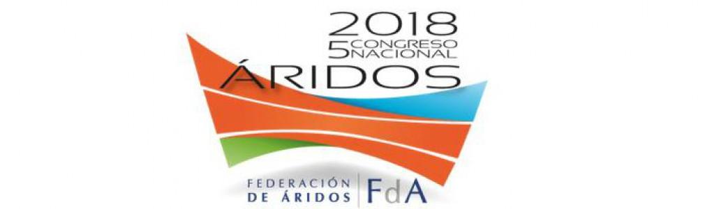 V Congreso Nacional de Áridos