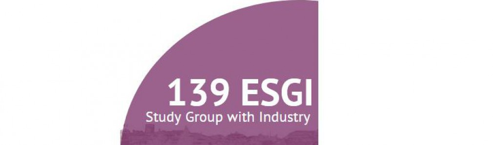 139 European Study Group with Industry