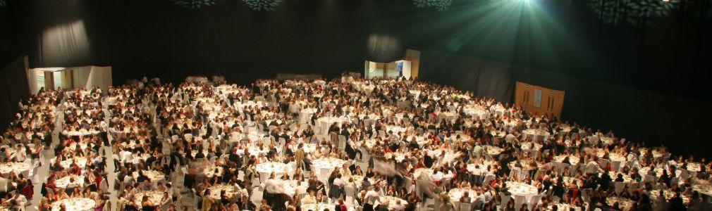 Montaje Cena de Gala
