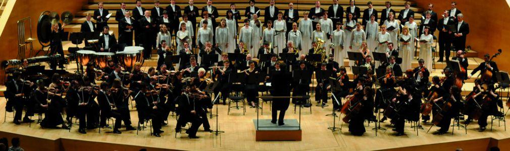 Carmina Burana (Orff) y Requiem (Mozart)