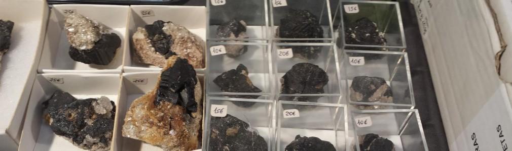 IV Feria de minerales