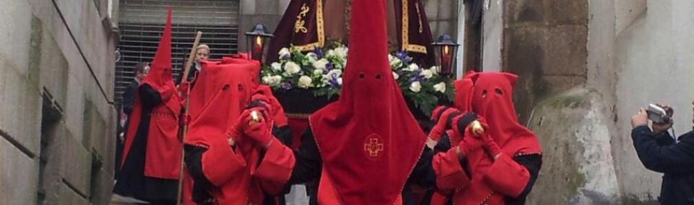 """Procession of """"La Esperanza"""""""