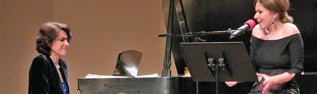 'Suite española', Rosa Torres Pardo y Rocío Márquez
