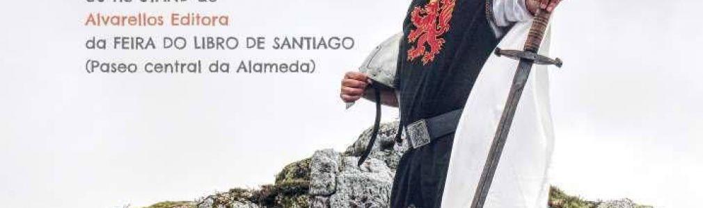 Visita teatralizada de Suso Martínez ao Pico Sacro
