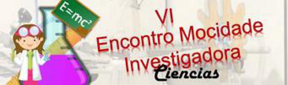 VI Encontro Mocidade Investigadora - Ciencias