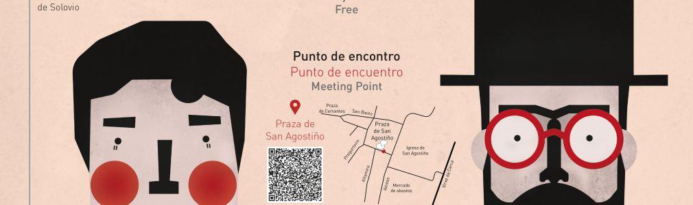 Visita guiada dialogada: Rosalía de Castro & Valle-Inclán