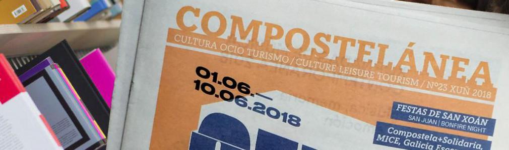 Compostelánea nº 23. June 2018