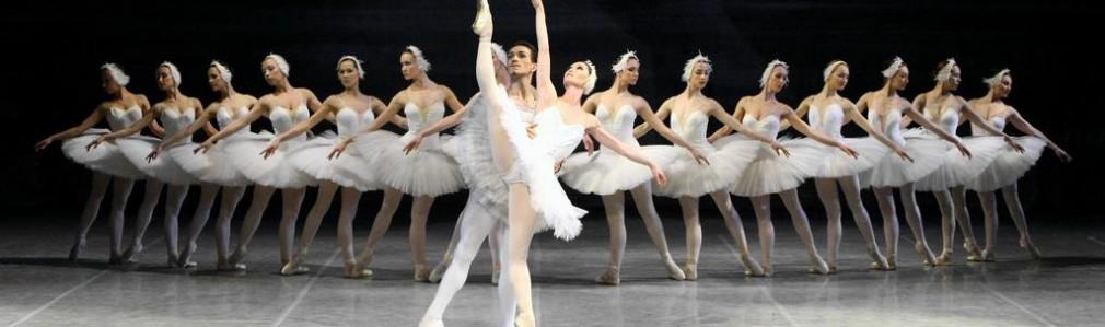 'El Lago de los cisnes', Ballet de Moscú