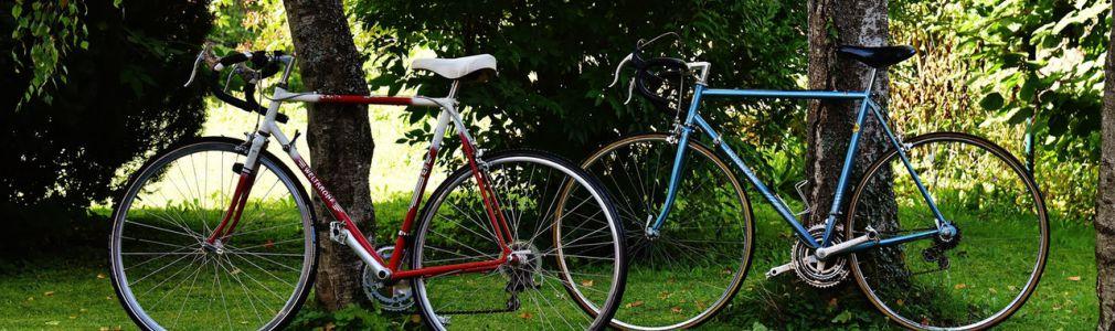 Roteiros en bicicleta: Seguindo o río Aríns