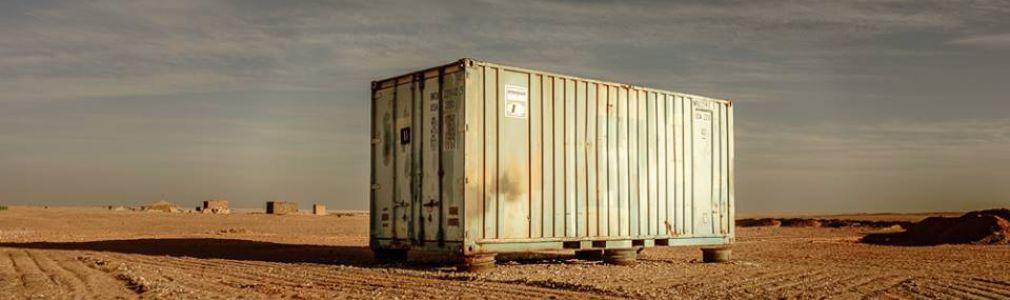 'La Persistencia del Desierto', Fuco Reyes