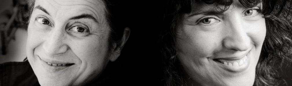 'Dúas donas que bailan', Teatro do Atlántico