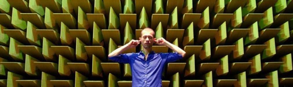 A matter of Sound - Jacob Kirkegaard
