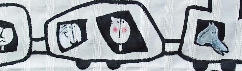 'Rodarirrodari', Fantoches Baj
