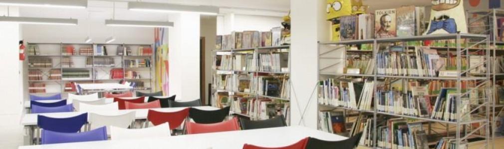 Afundación Library
