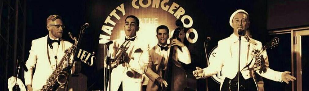 Natty Congeroo & his Flames of Rhythm + J.P. Bimeni & The Black Belts