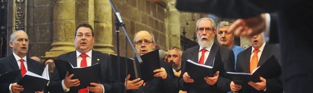 Coro Cardenal Quiroga