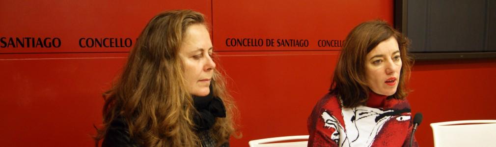 """Santiago presenta en Fitur su apuesta por el turismo literario, de los """"buenos amores"""", congresos y cine"""
