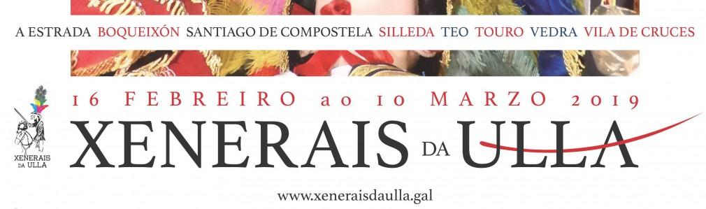 Parroquia de Aríns 'Xenerais da Ulla 2019'