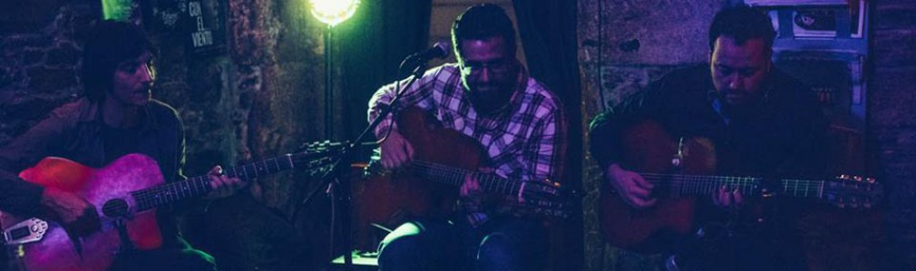 II Compostela Swing Jam