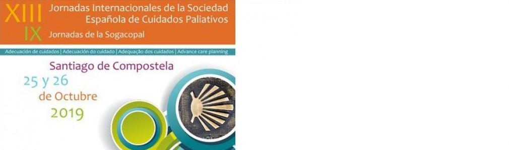 XIII Jornadas Internacionales de la Sociedad Española de Cuidados Paliativos