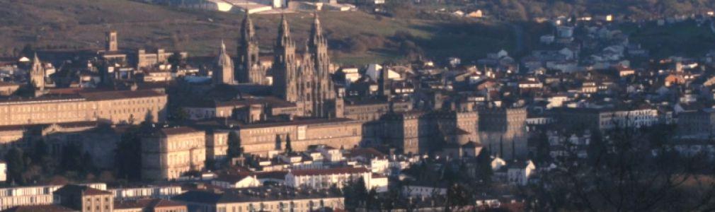 Santiago de Compostela. Ciudad de Cine