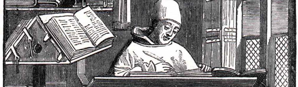 Scriptorium. A palabra convertida en Arte