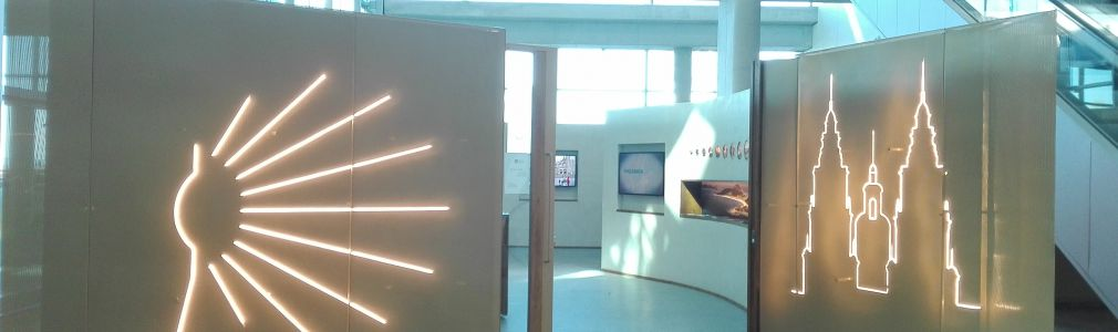 Tourist Information Point - Santiago Airport