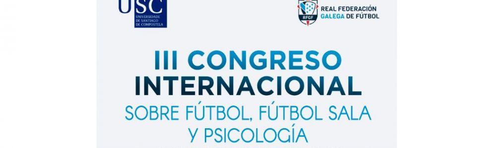 III Congreso Internacional sobre Fútbol, Fútbol sala y Psicología