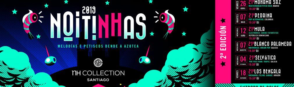 'Los Bengala en directo + DJ Manuele Caamagno. noitiNHas 2019'